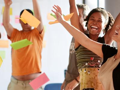 La felicidad laboral en las empresas